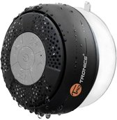 TaoTronics Bluetooth Shower Speaker - Waterdicht - Zwart
