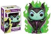 FUNKO Pop! Disney: Maleficent - Green Flame LE