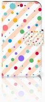 LG L90 Boekhoesje Design Dots