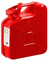 Jerrycan 5L rood