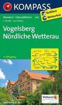 Kompass WK846 Vogelsberg, Nördliche Wetterau