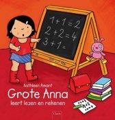 Grote Anna leert lezen en rekenen