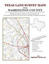 Texas Land Survey Maps for Washington County
