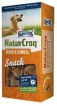 Happy Dog NaturCroq Snacks - Rind & Dinkel - 350g