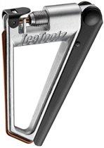 Icetoolz Kettingpons 6-7-8-9-10 Speed Zwart/zilver