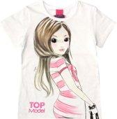 Top Model Meisjes T-shirt 152