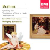 Brahms: Symphony No. 1; Haydn Variations; Tragic Overture