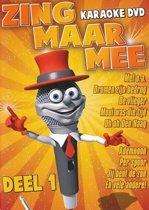 Zing maar mee karaoke dvd 17 weergeven