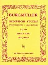 Melodische Etüden Opus 100 (Ber Joosen) (Etudes Melodiques / Melodic Studies)