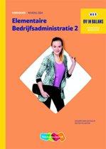 Werkboek elementaire bedrijfsadministratie deel 2