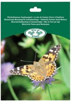 Vlinderbloemenmengsel - set van 8 stuks