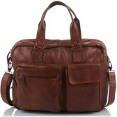 Bear Design werktas CL 32868 cognac