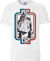 Logoshirt T-Shirt R2D2 - Star Wars