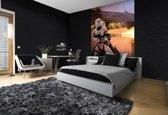 Fotobehang Papier Star Wars, Disney   Wit   184x254cm