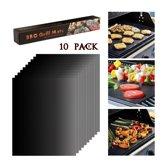 BÖR - 10 BBQ matjes - teflon antikleef ovenbeschermer