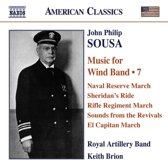 Sousa: Music For Wind Band V.7