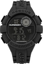 Superdry radar SYG193B Mannen Quartz horloge