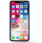 iPhone Glazen screenprotector iphone X or XS apple tempered glass | Gehard glas Screen beschermende Glas Cover Film