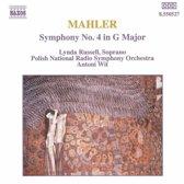 Mahler: Symphony No 4 / Antoni Wit, Lynda Russell, et al