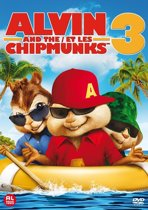 DVD cover van Alvin And The Chipmunks 3