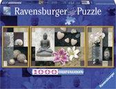 Ravensburger Triptychonpuzzel Wellness 1000 stukjes