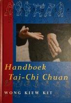 Boek cover HANDBOEK TAI CHI CHUAN van Wong Kiew Kit