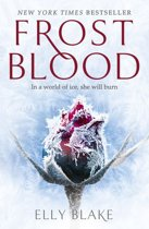 Frostblood: the epic New York Times bestseller