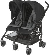 Maxi Cosi Dana For2 - Duo buggy - Nomad Black (Black Frame)