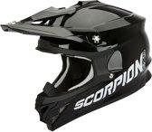 Scorpion Crosshelm VX-15 Evo Air Black-XL