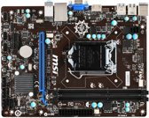 MSI Moederbord - H81M-E33 MB MSI INT S1150 H81M-E33