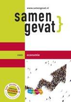 Omslag van 'Samengevat - vwo Economie'