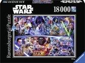 Ravensburger puzzel Star Wars - Legpuzzel - 18000 stukjes