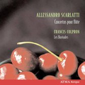 Francis Colpron - Alessandro Scarlatti: Works For Flu