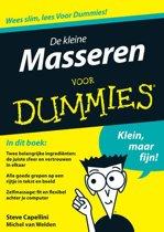 Voor Dummies - De kleine masseren voor Dummies