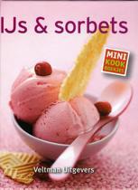 Mini kookboekjes - IJs en sorbets