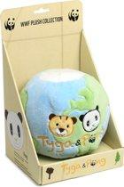 WWF Tyga & Pong Globe - 17 cm