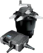 Hozelock - Bioforce 18.000 Revolution filterset - Aquaforce 6.000 filterpomp - 24 watt uvc lamp