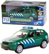 112 Veiligheids Auto + licht/gel 1:43