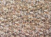Faller - Muurplaat, Natuursteen
