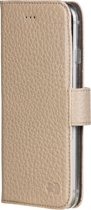 Senza Exquisite Leather Wallet Apple iPhone 6/6S Desert Taupe