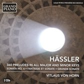 360 Preludes In All Major And Minor Keys - Sonata