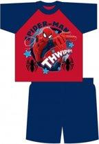 Spider-Man shortama maat 128, Spiderman pyjama