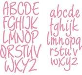 Marianne Design Collectables Alfabet
