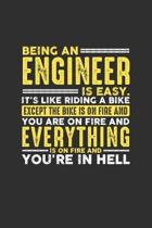 Being an Engineer is Easy. It's like riding a bike Except the bike is on fire and you are on fire and everything is on fire and you're in hell: Weekly