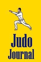 Judo Journal: Notebook For Martial Artists