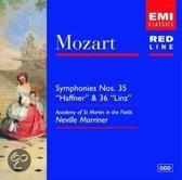 Symphonies No.35&36