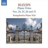 Haydn: Piano Trios 1