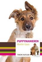 Omslag van 'Puppymanieren'