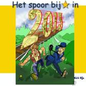 Het spoor bij ster in 2013 cartoonalbum 2