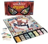 Monopoly Spiderman Collector's Edition USAopoly
